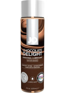 Jo H2o Water Based Personal Flavored Lubricant Chocolate...