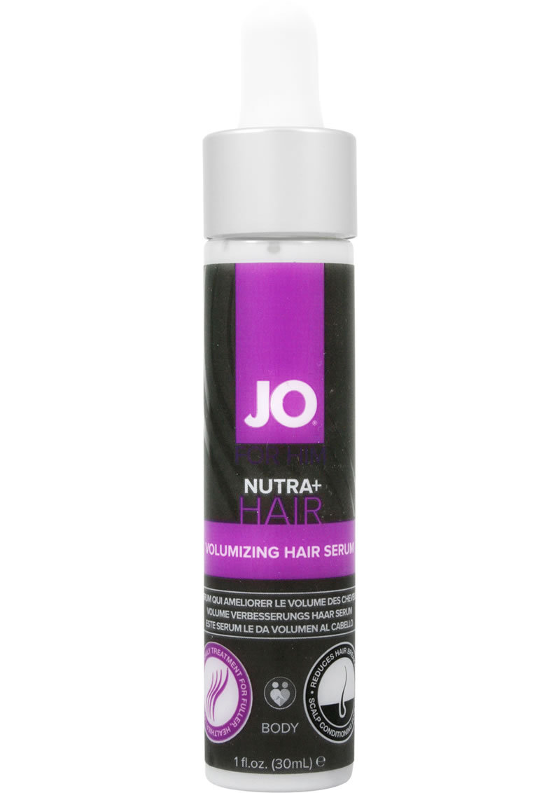 Jo For Him Nutra Hair Volumizing Hair Serum 1 Ounce