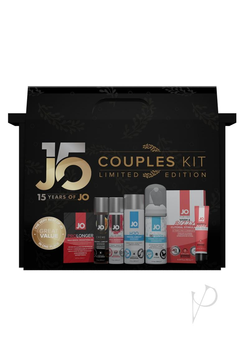 Jo Couples Lubricant Gift Set Assorted